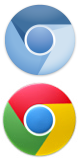 Chromium ja Google Chrome
